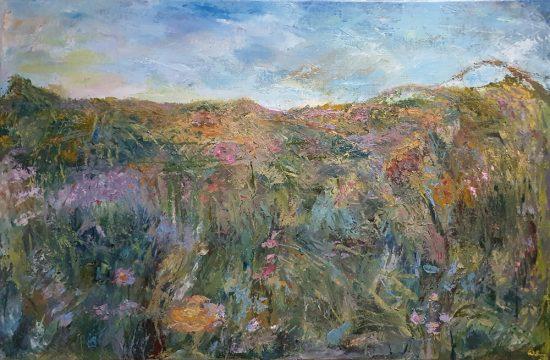 Monet's garden no.4